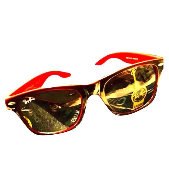 ray ban wayfarer sunglasses black lens
